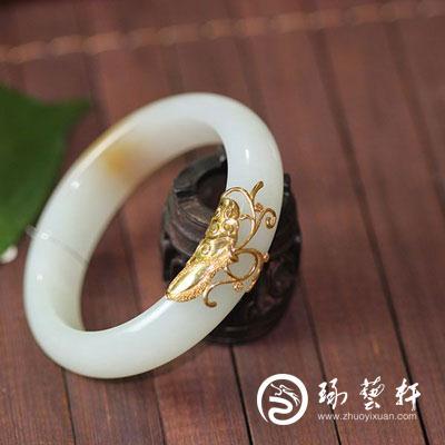 玉石戒指编织方法图解